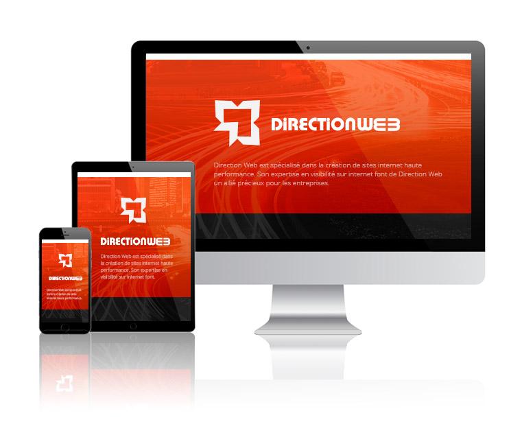 47f5fdc8326 Création site internet et Visibilité sur le web   Direction Web